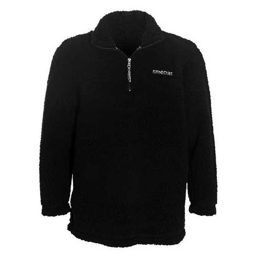 2020 Sherpa 1/4 Zip-Black